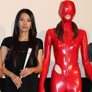正統派美人女優の芦名星、挑発的ボンテージ姿に「下着つけてない?」と江川達也監督が妄想爆発!
