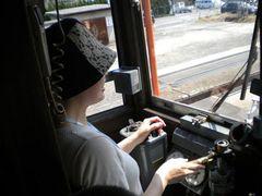 本物の電車で70メートルの体験運転!全国から問い合わせ殺到で実現!『RAILWAYS』のデハニ50形