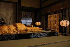 柴咲コウ・女将軍がイケメンと一夜を共にする黄金布団が30万円で発売!