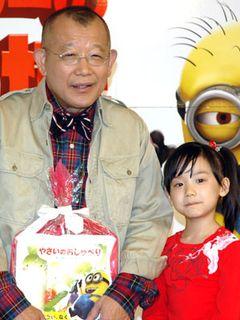 人気子役・芦田愛菜、「本当のおじいちゃんみたい」な鶴瓶に敬老の日のプレゼント!!