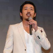 妻夫木聡と共演した人気韓流スター、ハ・ジョンウが浅草に!人生初の人力車に大喜び!!