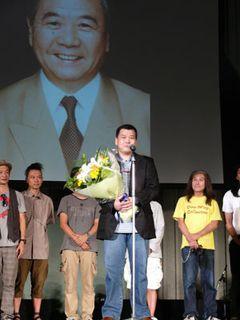 故・谷啓さんにコメディ栄誉賞!代理出席の息子さん「親父も喜んでいるはず」としみじみ!!