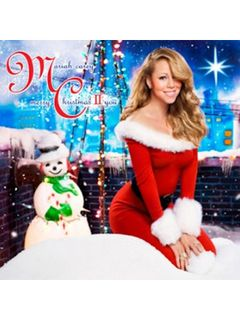 マライア・キャリー、クリスマス・アルバム第2弾を発売!「恋人たちのクリスマス」新バージョンも!