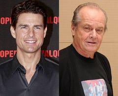 トム・クルーズとジャック・ニコルソンがアクション・コメディー映画で再共演?