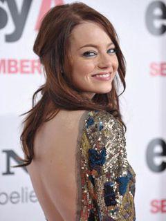 新「スパイダーマン」ヒロインにセクシー美女21歳のエマ・ストーンが決定