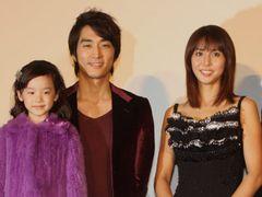 松嶋菜々子、『ゴースト』アジア版、官能的なろくろのシーン「あります!」