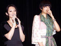 人気モデル菊池亜希子、映画初主演で感極まって涙!田中麗奈もその存在感を絶賛!