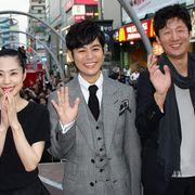映画『悪人』にハリウッドからもオファー!妻夫木、深津に韓国・釜山も大熱狂!!