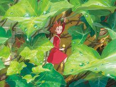『借りぐらしのアリエッティ』、意外にも初の映画祭上映決定!第5回ローマ国際映画祭へ!