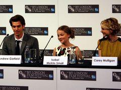 キーラ・ナイトレイ、キャリー・マリガン、新スパイダーマンらイギリス期待の星が勢揃い!-ロンドン映画祭