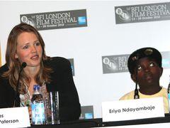 アフリカの子どもたちを俳優として起用!エイズ、少年兵、内戦による貧困など描くチャリティ映画-ロンドン映画祭