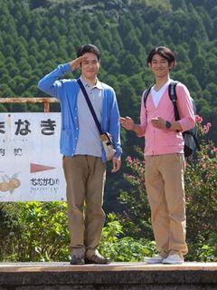 松山ケンイチ&瑛太が何よりも鉄道大好き「鉄っちゃん」に!ユル旅爆笑コメディー映画誕生!シリーズ化も?