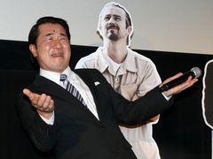 菅直人首相、東京国際映画祭にサプライズ登場!?…ではなくロバート・デ・ニーロ!?