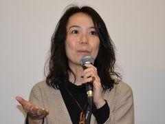 河瀬直美監督「子どもを産んでみたくなりました」という女子高生の発言に破顔!!