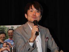 イクメン代表・土田晃之「育児を考える男子の集い」でパパ、ママから質問殺到!