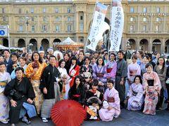 フィレンツェ世界遺産の歴史地区日本映画祭開催!豊川悦司主演『必死剣鳥刺し』で開幕!