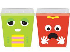 ガチャピンとムックがカップスープに!パッケージ絵柄は全30種類!コンプリートできるかな?