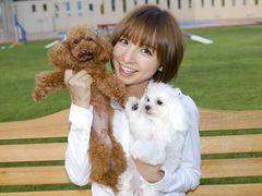"AKB48篠田麻里子、映画初出演決定!超""犬""親バカ役で「ご覧いただくのがドキドキ」"