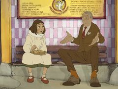 ジブリ提供で公開決定!喜劇王ジャック・タチが娘に遺した脚本アニメーション化!