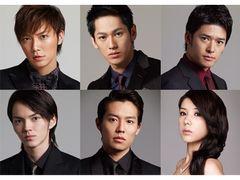 仲里依紗、妄想爆発で七変化!5人の男を手玉に取るラブストーリーに