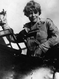 女性初の大西洋横断飛行を成し遂げた女性アメリア・イヤハートの骨か?現在DNA鑑定中!