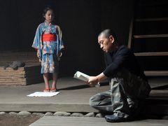 松本人志、監督最新作は完全オリジナルストーリーの時代劇!『さや侍』は刀を持たない侍