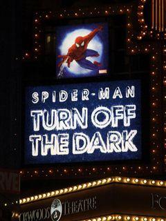 ミュージカル「スパイダーマン」にまたトラブル メインキャストの一人が降板
