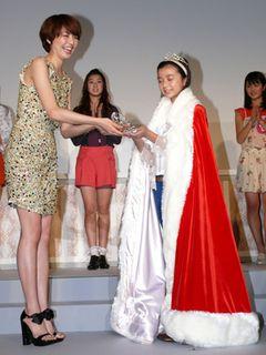 10歳の美少女!長澤まさみに続く東宝シンデレラ7代目は史上最年少!姉12歳も審査員特別賞を受賞!!