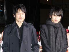史上初!二宮和也と松山ケンイチが日米同日舞台あいさつを行うことを発表!アメリカでは335館で上映予定!