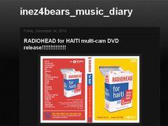 レディオヘッドがライブ盗撮者に感謝!?海賊版DVDの販売を認める!