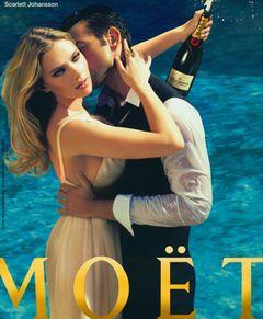 妖艶かつ気品美!スカーレット・ヨハンソン、離婚申請してもセクシーさ健在!広告で輝くような美しさ披露