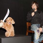 吉本男前ランキング1位のライセンス藤原もヒヤヒヤ!100種類以上の芸を持つスーパー犬はギャル好き!?