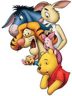 ディズニーの人気キャラ「くまのプーさん」が映画化!手描きのタッチに味のあるプーさんワールド!
