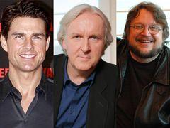 トム・クルーズ、ジェームズ・キャメロン、ギレルモ・デル・トロが新作でタッグを組むことに?