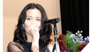 木村佳乃、ブルーリボン賞受賞で感涙!夫・東山紀之も「すごく喜んでくれました」