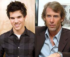 『トワイライト』シリーズのテイラー・ロートナーと、『トランスフォーマー』シリーズのマイケル・ベイ監督がタッグを組むことに?