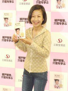 ジャズシンガー綾戸智恵、「世の中でもっとも辛い」と介護生活を赤裸々告白