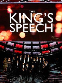 映画『英国王のスピーチ』がアカデミー賞作品賞を受賞で感謝のスピーチ!「この作品は資金援助をしてもらえるような映画ではなかった」
