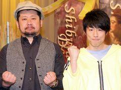 ケンコバ&ロンブー淳、NHK総合に進出!!喜びのあまり、下ネタ、ドッキリ発言を連発!!