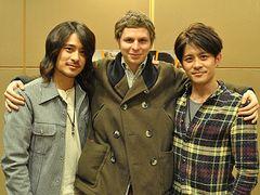 斉藤兄弟、ハリウッドデビューは「とにかく楽しかった」!『スコット・ピルグリム』主演のマイケル・セラとは超仲良し!