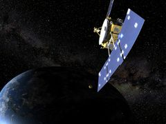 小惑星探査機はやぶさ、帰還までの7年をフルCGドキュメンタリーで描く映画が5月に劇場公開決定 文部科学大臣賞作品