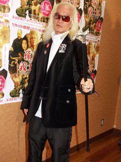 ロックンロール炊き出しで話題の内田裕也、初の映画イベントに登場 支援活動について「10パーセントの正義感を持つのも大事」