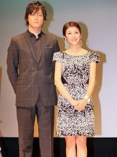 白石美帆、芸能界デビューのきっかけは電車の中から…永井大との純愛ストーリーも電車の中からの「征志とユキの物語」