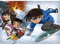 GW前に強力作が続々公開の中『コナン』が首位獲得!『クレヨンしんちゃん』も初登場2位に!