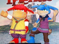 香取慎吾、声優務める『friends もののけ島のナキ』の3Dプロモーション映像に感激!「笑顔あふれる映画を一人でも多くの人に観ていただきたい」