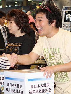 「ワンピース ドームツアー」が東京で開幕 アニメ版声優陣が被災地にエール「お前たちはおれの仲間だー!」