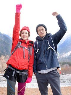 小栗旬&長澤まさみ、上高地の山開きに参加 開山祭では『岳 -ガク-』のヒットを祈願