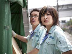 制服の似合う清楚系女優、南沢奈央がメッシュ入りの髪とハードなメイク! 田口トモロヲを「おっさん」となじる!?