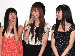 秋山莉奈、26歳だけどレディースで特攻服に!金髪で凄味のある不良少女役で新境地!