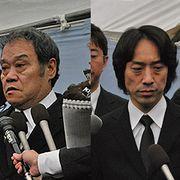 長門さん告別式に多数の著名人が参列 西田敏行「まだ現実を受け止められない」